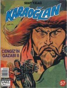 Karaoğlan 57 - Cengiz'in Gazabı II