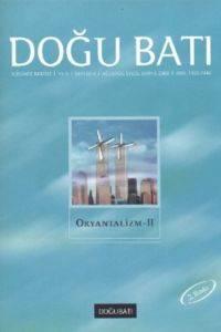 Doğu Batı Düşünce Dergisi Şehir Yazıları-1