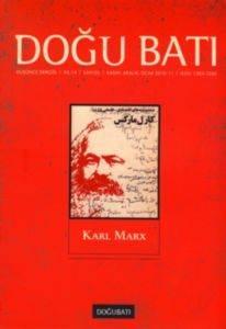 Doğu Batı-Karl Max