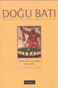 Doğu Batı 59-Türk Sosyalizminin Eleştirisi