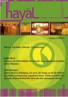 Hayal Kültür Sanat Edebiyat Dergisi - 45