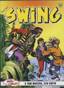 Özel Seri Swing 36 Zarına'nın Esrarı