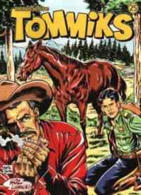 Tommiks Yedi Soyguncu 25