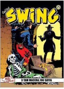Özel Seri Swing Ateş Kulesi 25