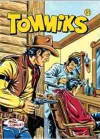 Tommiks Üç Silahşö ...