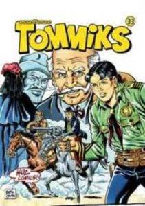 Tommiks Sahte Tommiks 33