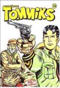 Tommiks Murdock Kanunu 34