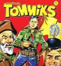 Esse Gesse Tommiks 1 Kalede Bir Ranger