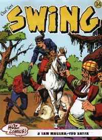 Özel Seri Swing 34 Uçan Ay, Swing'in Hayaleti, Şirin Bir Şapka