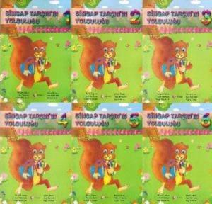 Sincap Tarçın'ın Yolculuğu Set (6 Kitap)