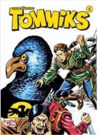 Tommiks Kara Şahin 5