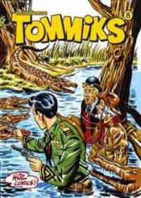 Tommiks Ölüm Adası - Kehanet