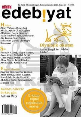 Özgür Edebiyat Sayı 22 (Temmuz-Ağustos 2010)