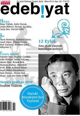 Özgür Edebiyat Sayı 23 (Eylül-Ekim 2010)