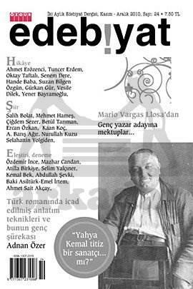 Özgür Edebiyat Sayı 24 (Kasım-Aralık 2010)