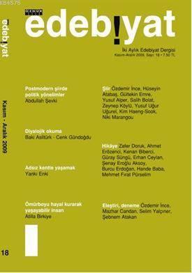 Özgür Edebiyat Sayı 01 (Ocak-Şubat 2007)