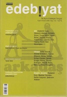 Özgür Edebiyat Sayı 18 (Kasım-Aralık 2009)