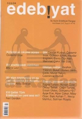 Özgür Edebiyat Sayı 02 (Mart-Nisan 2007)