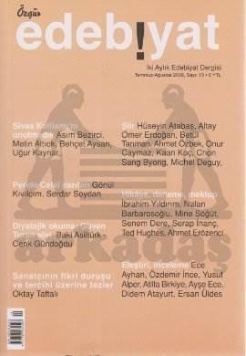 Özgür Edebiyat Sayı 10 (Temmuz-Ağustos 2008)