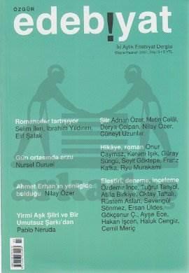 Özgür Edebiyat Sayı 03 (Mayıs-Haziran 2007)
