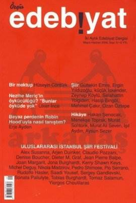Özgür Edebiyat Sayı 09 (Mayıs-Haziran 2008)