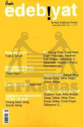 Özgür Edebiyat Sayı 07 (Ocak-Şubat 2008)