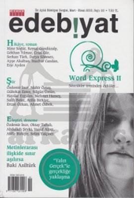 Özgür Edebiyat Sayı 20 (Mart-Nisan 2010)
