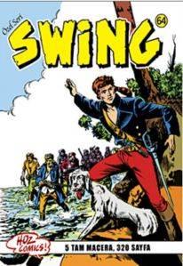 Özel Seri Swing 64 Beyaz Büyücü