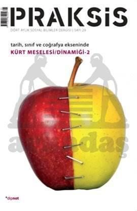 Praksis Sayı 29: Tarih, Sınıf ve Coğrafya Ekseninde Kürt Meselesi/Dinamiği 2
