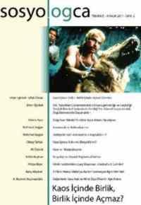 Sosyologca 2 Temmuz-Aralık 2011 Sayı:2