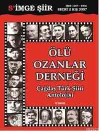 Ölü Ozanlar Derneği (Çağdaş Türk Şiiri Antolojisi)