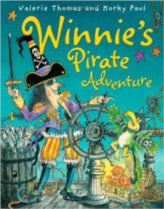 Winnie's Pirate Ad ...
