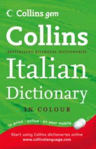 Collins Gem Italian Dictionary