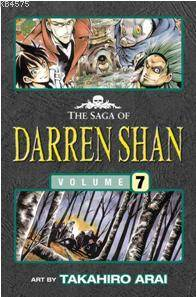 Hunters Of The Dusk - The Saga Of Darren Shan 7 [Manga Edition]