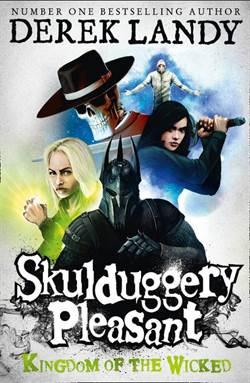 Skulduggery Pleasant 7: Kingdo ...