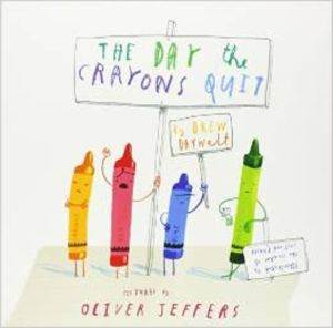 The Day the Crayons <br/>Quit