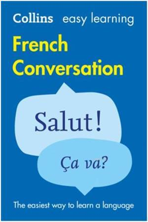 Easy Learning French Conversation