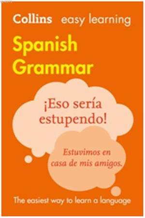 Easy Learning Spanish Grammar