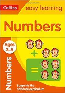 Collins Easy Learning: Numbers