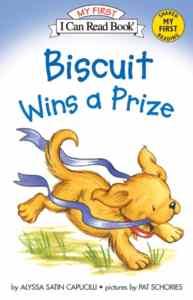 Biscuit Wins a Pri ...