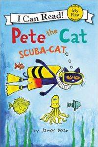 Pete the Cat Scuba ...