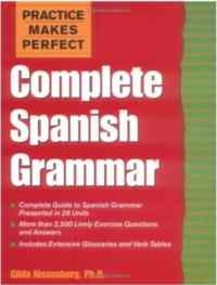 Complete Spanish G ...