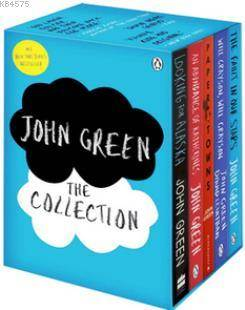 John Green The Collection: The Fault İn Our Stars / Looking For Alaska / Paper Towns / An Abundanc