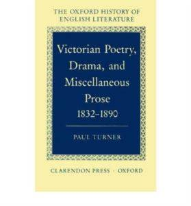 victorian poetry essay Victorian poetry is often characterized as one being a hybrid of the classical literature and the medieval literature of england it was supposed to bridge the romantic and modernist eras of poetry (bristow, 2000.