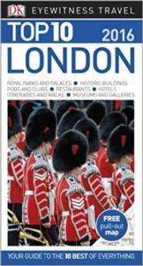 DK Eyewitness Top Ten London