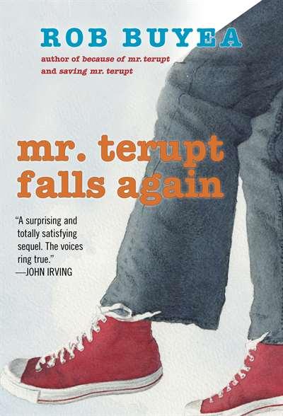Mr. Terupt Falls A ...
