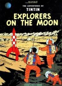 Tintin Explorers on the Moon