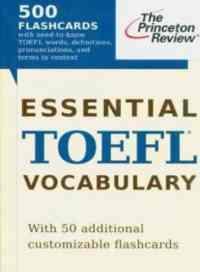 Essential Toefl Vo ...