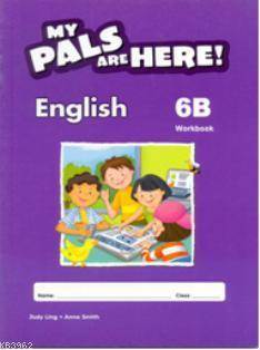 My Pals Are Here! English Workbook 6-B