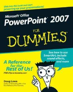 PowerPoint 2007 Fo ...